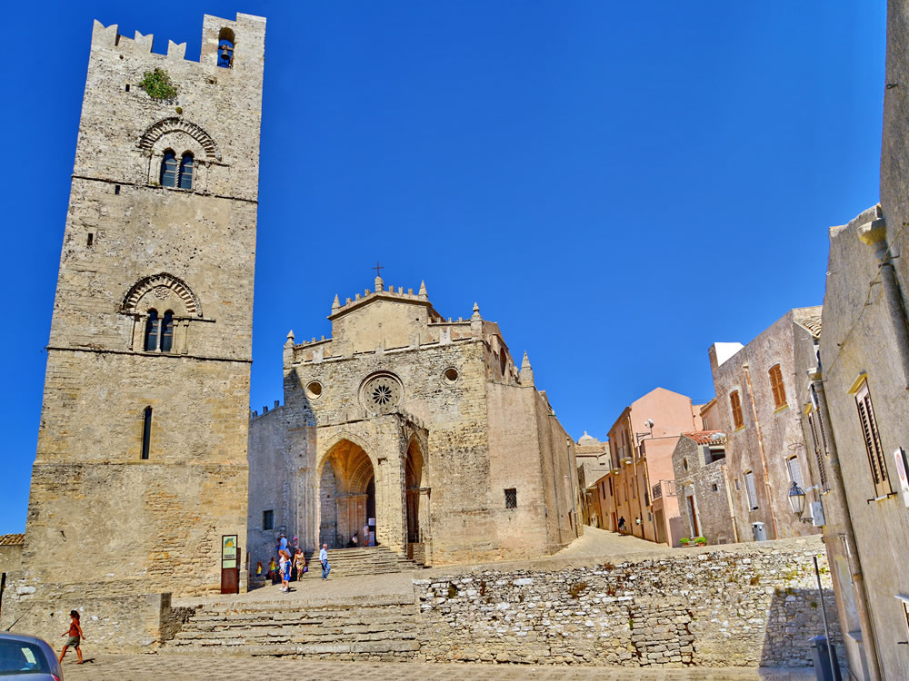 Erice, Duomo dell'Assunta (Chiesa Matrice)