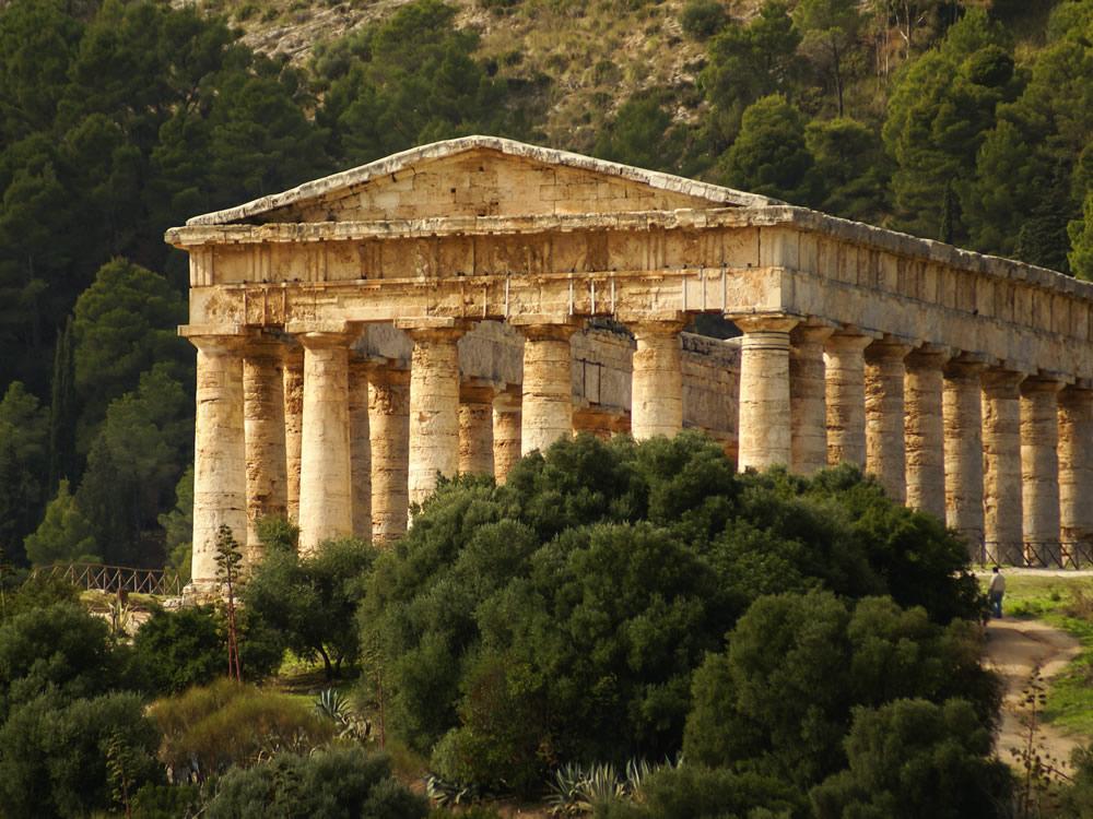 Il tempio di Segesta