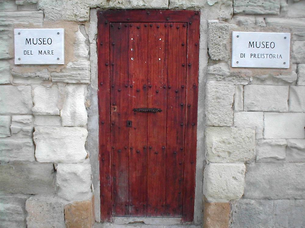 Torre di Ligny - Entrata Museo