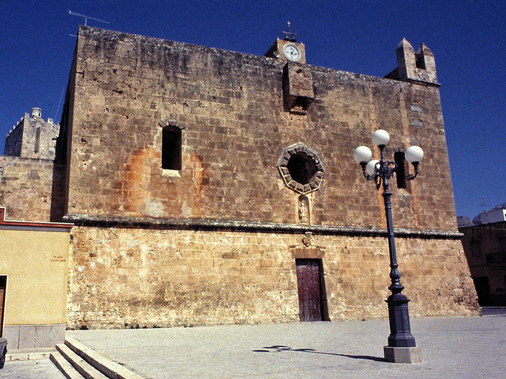 Il santuario di San Vito Lo Capo - Prima