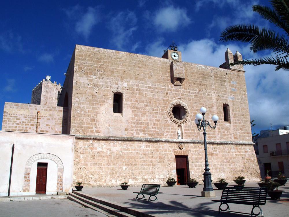 Il santuario di San Vito Lo Capo - Dopo