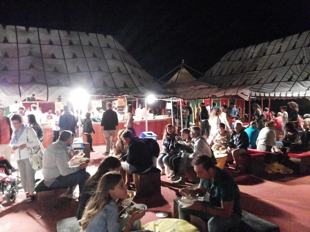 Festa del Cous Cous a Settembre a San Vito Lo Capo