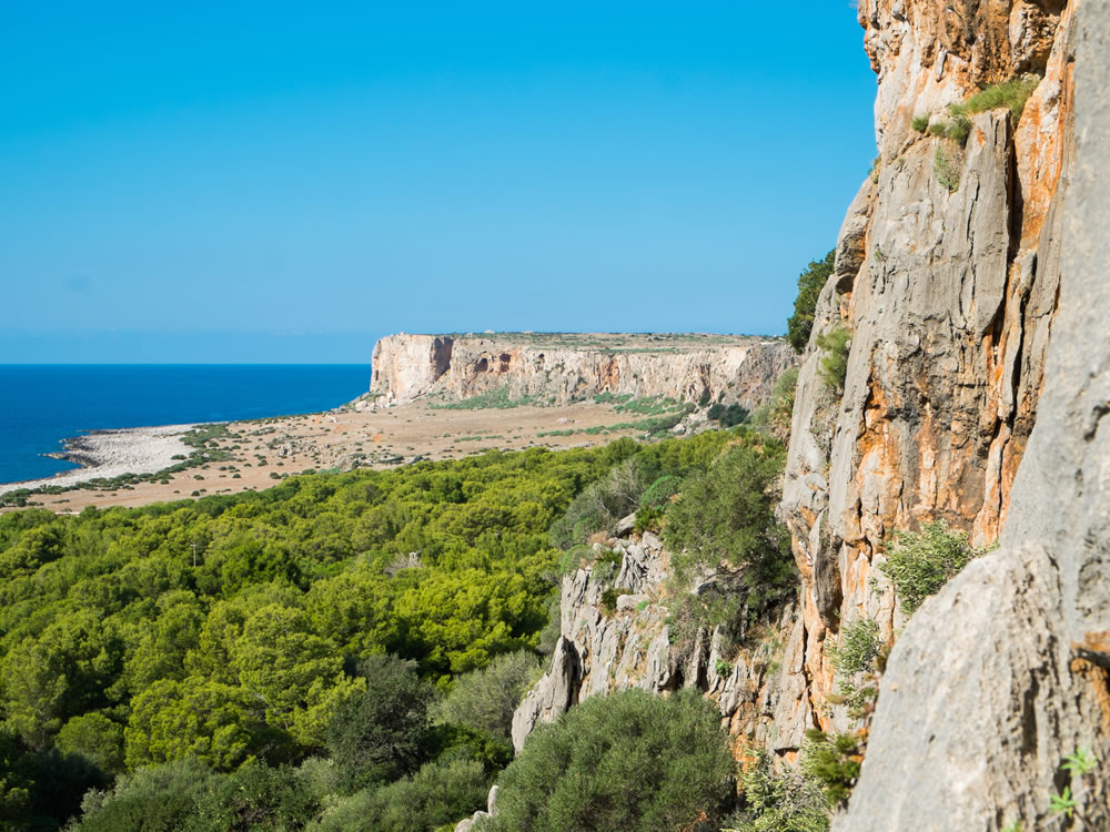 San Vito Lo Capo climbing